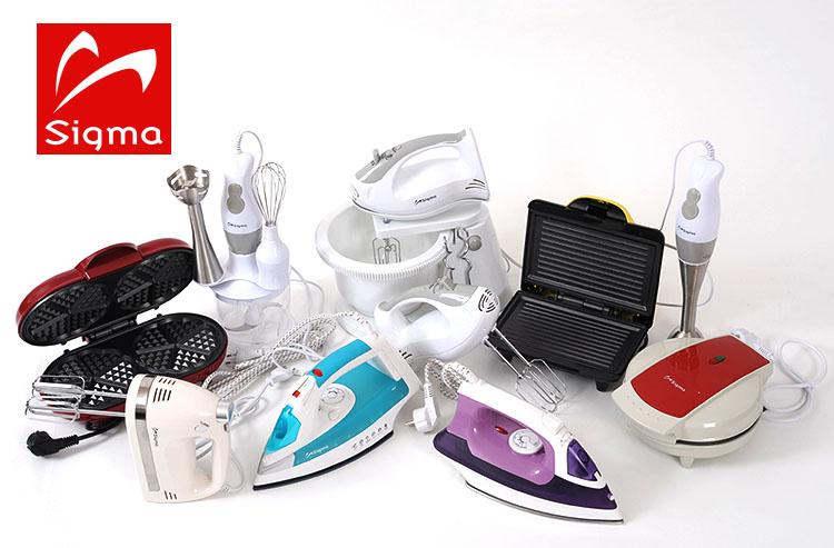 Mali kućni aparati - SIGMA